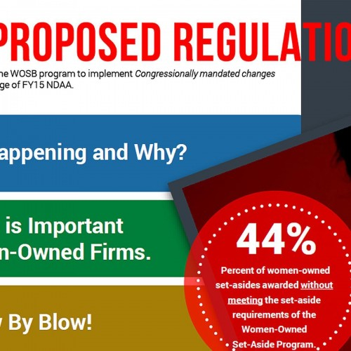 Majority-Women-Owned Firms – Act Now to Protect Your Opportunities